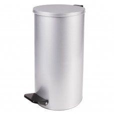 Ведро для мусора с педалью усиленное 30 л 603982