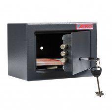 Сейф мебельный Aiko T-140 KL, 140х195х140 мм, 3 кг