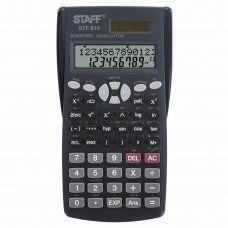 Калькулятор инженерный двухстрочный Staff STF-810 240 функций 12 разрядов 250280