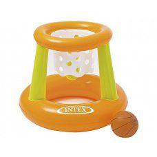 Надувное баскетбольное кольцо Intex 58504