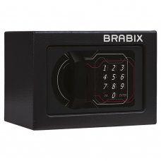 Сейф мебельный кодовый Brabix SF-140EL, 140х195х140 мм, 291141, S103BR210214