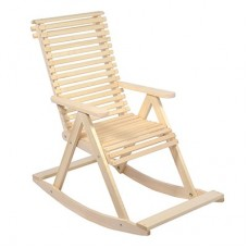 Кресло-качалка Банные Штучки 32462