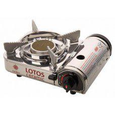 Плита газовая портативная Tourist Lotos Ceramic TR-350