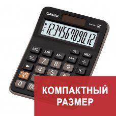 Калькулятор настольный Casio MX-12B-W-EC 12 разрядов 250384