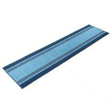 Коврик универсальный Vortex Madrid на латексной основе 50х190 см синий 22451