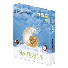 Бумага для офисной техники Nautilus Super White Recycled А4, 80 г/м2, 500 листов