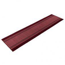 Коврик универсальный Vortex Madrid на латексной основе 50х190 см темно-бордовый 22449