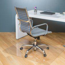 Коврик защитный под компьютерное кресло Brabix 90х120 см 604845