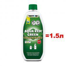Жидкость для биотуалетов Thetford AquaKemGreenConcentrated 0,75л
