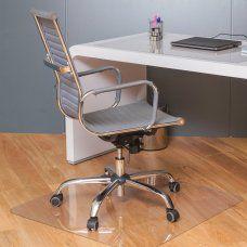 Коврик защитный под компьютерное кресло Brabix 90х90 см 604848
