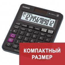 Калькулятор настольный Casio MJ-120DPLUS-W 12 разрядов 250408