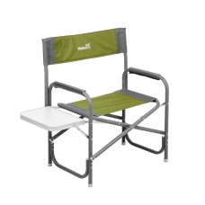 Кресло алюминиевое складное со столиком Helios Maxi Т-HS-DC-95200T-M-GG