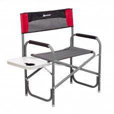 Кресло алюминиевое складное со столиком Nisus Maxi N-DC-95200T-M-GRD