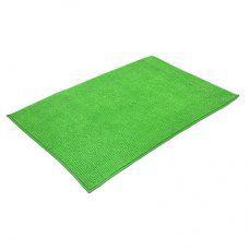 Коврик для ванной Vortex Spa 58х90 см зеленый 24130