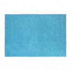 Коврик для ванной Vortex Spa 58х90 см голубой 24266