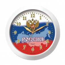 Часы настенные Troyka 11110191 круг D29 см