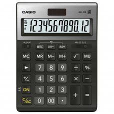 Калькулятор настольный Casio GR-120-W-EP 12 разрядов 250447
