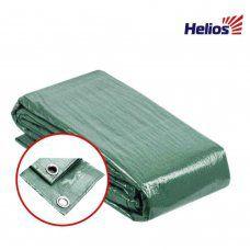 Тент укрывной 4x6 Helios зеленый 90 г/м2 (HS-GR-4*6-90g)