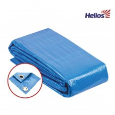 Тент укрывной 3x5 Helios синий 60 г/м2 (HS-BL-3*5-60g)