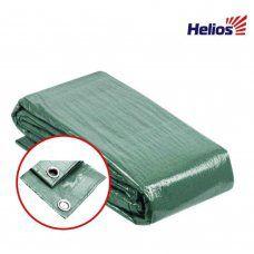Тент укрывной 3x5 Helios зеленый 90 г/м2 (HS-GR-3*5-90g)