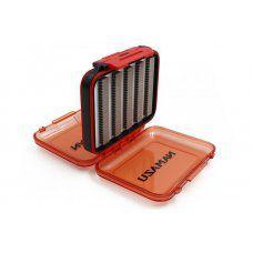 Коробка для мормышек Namazu тип А, N-BOX27