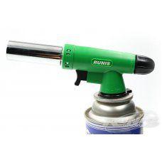 Газовый резак с пьезоподжигом Runis Premium P05 (4-052)