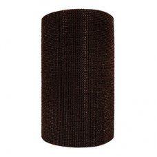 Щетинистое покрытие противоскользящее Vortex Травка рулон 90х150 см темно-коричневый 24002