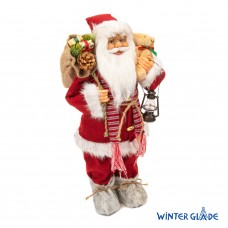 Игрушка Дед Мороз под елку 46 см M22