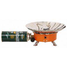 Газовая горелка Tourist Tulpan-L TM-450 с ветрозащитой