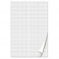 Блокнот для флипчарта Brauberg 50 листов, клетка 128647